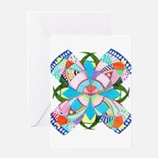 Blossom png Greeting Cards