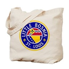 Little Bosnia St Louis Tote Bag