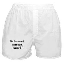 Paranormal Community Boxer Shorts