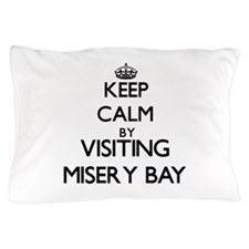 Funny Misery Pillow Case