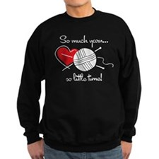 So Much Yarn Sweatshirt
