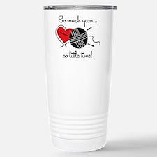 So Much Yarn Travel Mug
