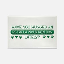 Hugged Estrela Rectangle Magnet (100 pack)