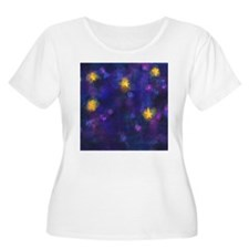 Stary Stary Sky Plus Size T-Shirt