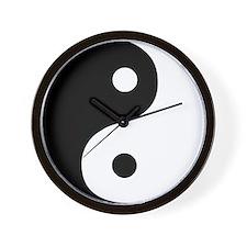 Cute Ying Wall Clock