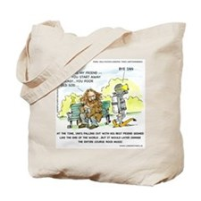 Aqualung, My Ex-Friend Tote Bag