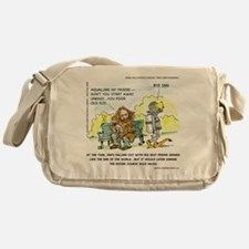 Aqualung, My Ex-Friend Messenger Bag