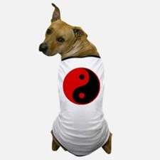 Cute Ying yang Dog T-Shirt