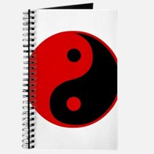 Unique Ying yang Journal