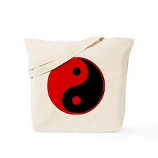 Cool Yin yang Tote Bag