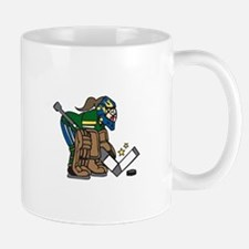 Goalie Girl Mugs