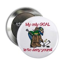 "My Only Goal 2.25"" Button (10 pack)"