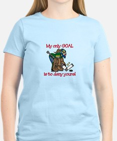 My Only Goal T-Shirt