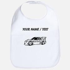 Custom Race Car Bib