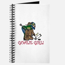 Goalie Girl Journal
