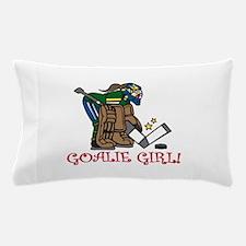 Goalie Girl Pillow Case