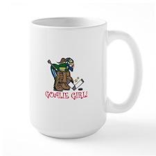 Goalie Girl Mugs
