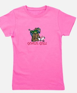 Goalie Girl Girl's Tee