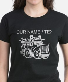Custom Garbage Truck T-Shirt