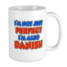 Not Just Perfect Danish Mugs