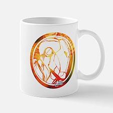 Iron Man Circle Mug
