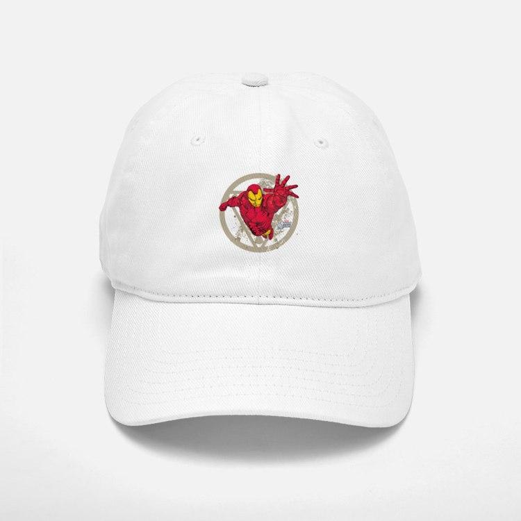 Iron Man Repulsor Baseball Baseball Cap