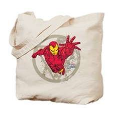 Iron Man Repulsor Tote Bag