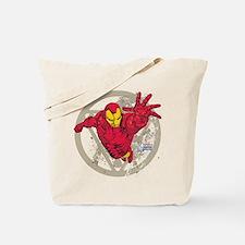 Iron Man Repulsor Tote Bag