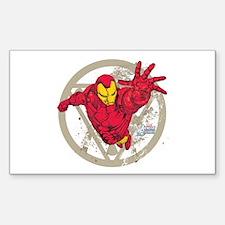 Iron Man Repulsor Decal