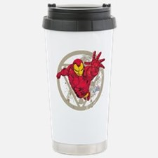 Iron Man Repulsor Stainless Steel Travel Mug