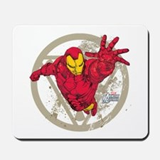 Iron Man Repulsor Mousepad