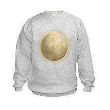 Glowing Moon Sweatshirt