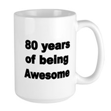 80 years of being Awesome Mugs