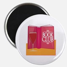 Book Club Magnets