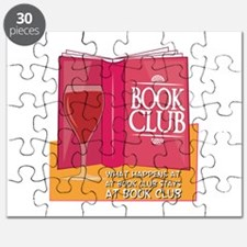 What Happens At Book Club Puzzle