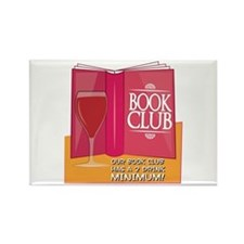 Our Book Club Magnets