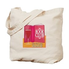 Our Book Club Tote Bag