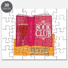 Our Book Club Puzzle