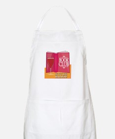 Our Book Club Apron