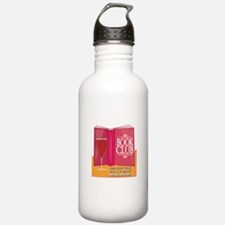 Our Book Club Water Bottle