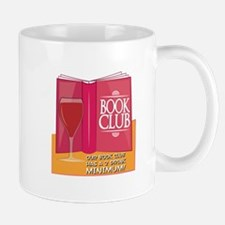 Our Book Club Mugs