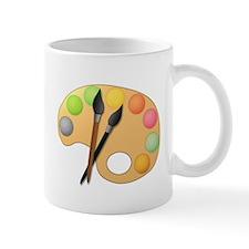 Paint Easel Mugs