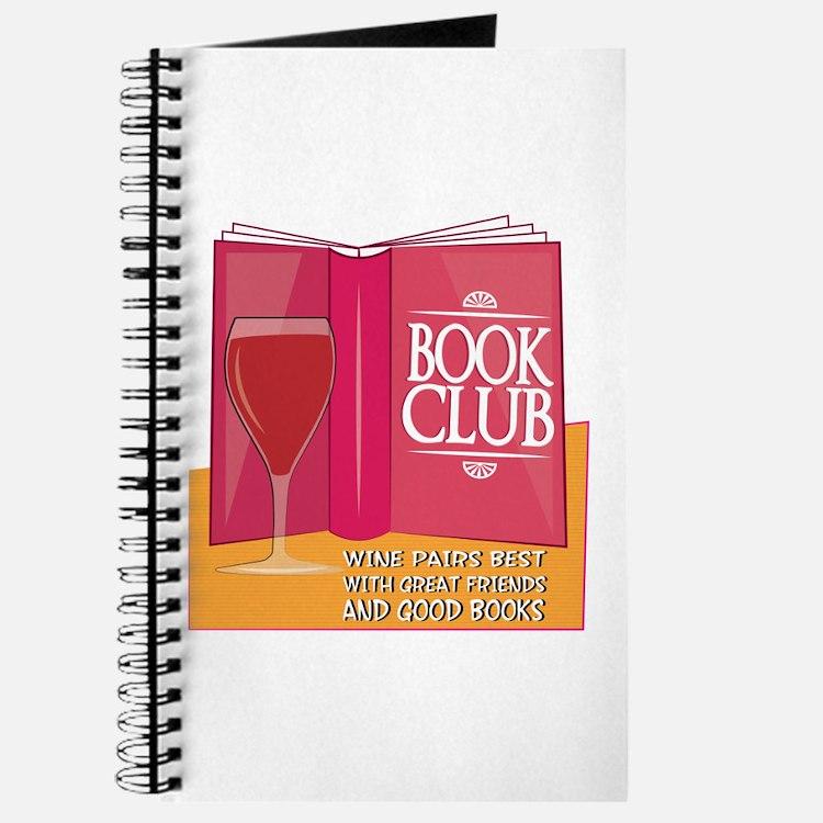 Wine Pairs Best Journal