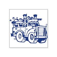 Garbage Truck Sticker