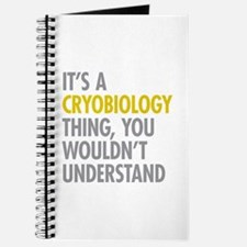 Its A Cryobiology Thing Journal