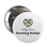 Daddy's Future Hunting Buddy Button