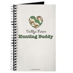 Daddy's Future Hunting Buddy Journal