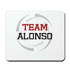 Alonso Mousepad