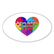 Autism Speaks Decal