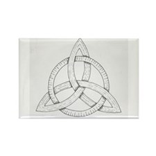 Celtic Trinity Knot Magnets